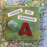 Looking for Adventure: East Stock Photography