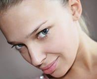 Looking at camera Royalty Free Stock Image