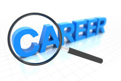 Looking for clear career path Stock Photos