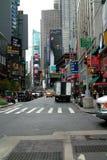 Broadway New, York City, USA Royalty Free Stock Photos