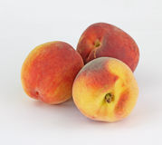 Looking Down on Peaches Royalty Free Stock Images