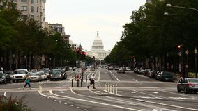 Washington D.C. Capitol Time-Lapse