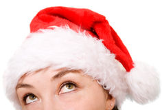 Looking forward to christmas Royalty Free Stock Photo