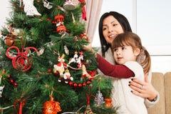 Looking forward to Christmas - Stock Image Stock Photos