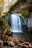 Looking Glass Falls Royalty Free Stock Images