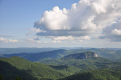 Looking Glass rock Royalty Free Stock Image