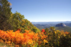 Looking Glass Rock Royalty Free Stock Photos