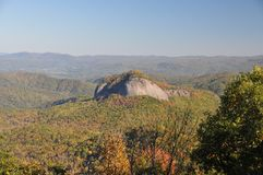 Looking Glass Rock. Stock Photography