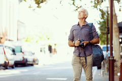 Looking for good shoots Royalty Free Stock Images