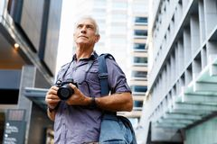 Looking for good shoots Royalty Free Stock Image