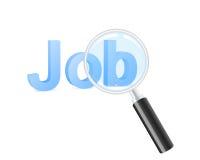 Looking for job. Stock Photos