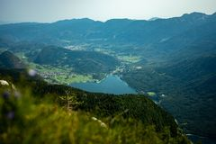 Looking at this heart of yours, sLOVEnia royalty free stock photography