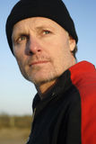 looking man pensive Στοκ Φωτογραφία