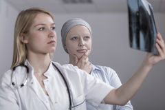 Looking for metastasis Stock Images