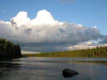 Looking nature of Karelia Stock Photos