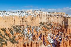 Paria View, Bryce Canyon stock photo