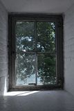 Looking Out the Window Royalty Free Stock Photo