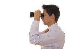Looking for success Stock Image