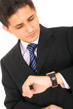 Looking At Time Stock Images