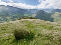 Looking to Grasmere, Lake District Stock Photo