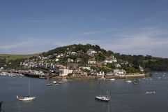 Looking towards kingswear Royalty Free Stock Image