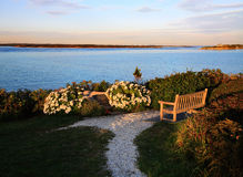 Nobska Point, Cape Cod Royalty Free Stock Photo