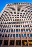Looking up at the Brandywine Building in downtown Wilmington, De Stock Photos