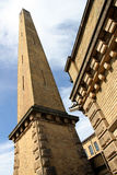 Looking up at the Chimney 2 Stock Image