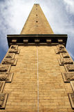Looking up at the Chimney Stock Images