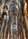 Looking Up The Nave Stock Images