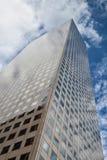 Looking up - skyscraper in Denver Stock Image