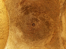 Looking up at vaulted ceiling of an old dungeon Stock Photos