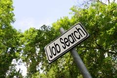 Looking for work for outdoor activities Stock Photos
