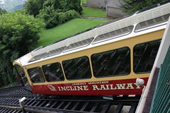 Lookout Mountain Incline Railway, Chattanooga, TN Royalty Free Stock Photography