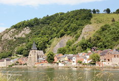 Lookout over the Meuse Royalty Free Stock Photo
