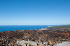 Lookout Torndirrup National Park Australia Royalty Free Stock Photography