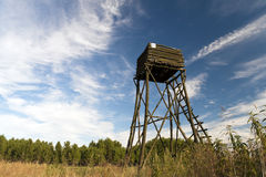 Lookout Tower Stock Images