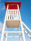 Lookout tower Stock Photo