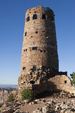 Lookout Tower at the Canyon Royalty Free Stock Image