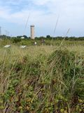 Lookout Tower, Cape May, New Jersey Stock Photos