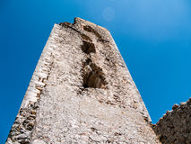 Lookout tower Royalty Free Stock Photos