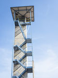 Lookout tower Royalty Free Stock Photo