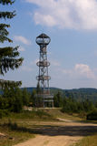 Lookout tower Royalty Free Stock Image