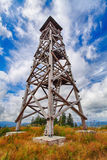 Lookout tower in Slovakia - Luby Stock Photography