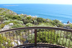 Lookout at Windy Harbour West Australia Royalty Free Stock Image