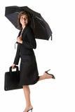 Looks like rain Royalty Free Stock Image