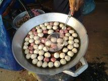 Looksin老挝人 免版税库存图片
