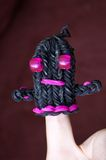 Loom band ghost Royalty Free Stock Photo