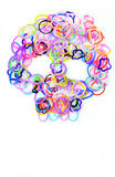 Loom band Skill Stock Photo