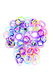 Loom band Skill Royalty Free Stock Photo
